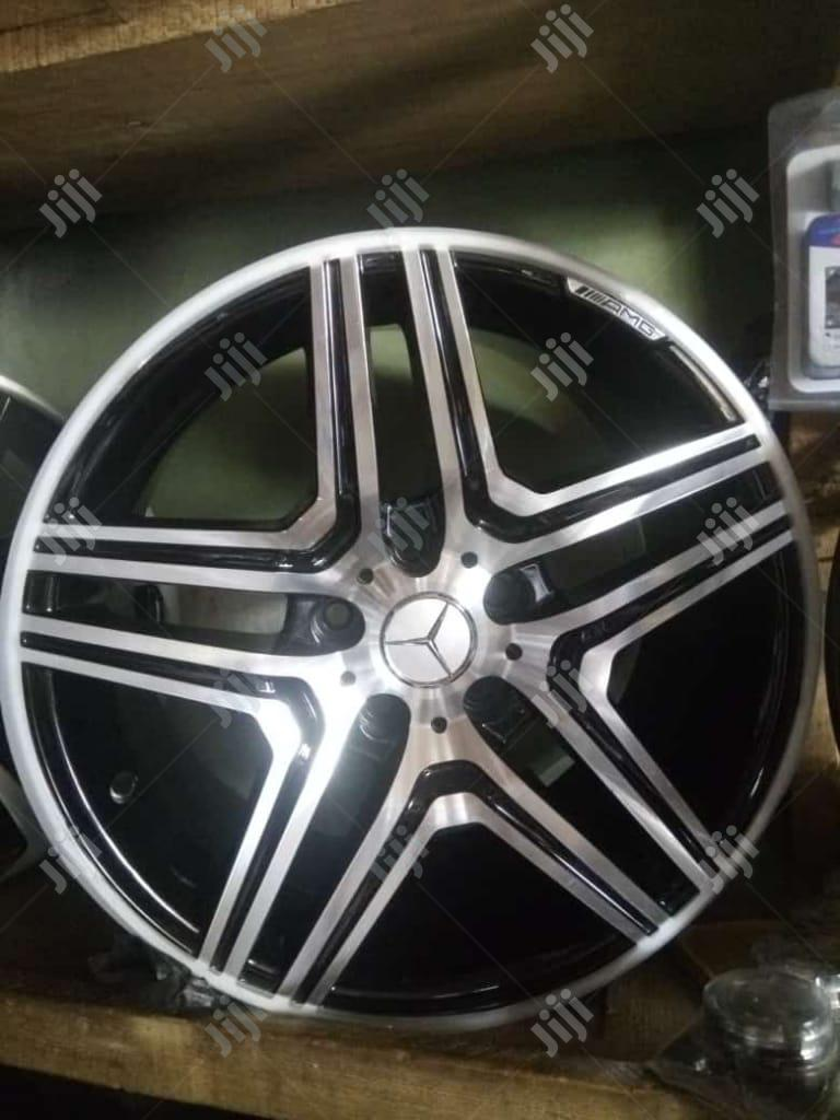 Original Mercedes Benz Alloy Wheel ...Rim 18
