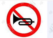 VIP Ad Active Noise Prohibition Warning Signs By Hssl | Safety Equipment for sale in Kaduna State, Kajuru