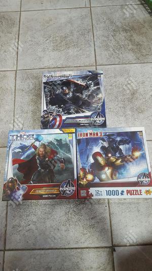 Superheroes Puzzle | Toys for sale in Lagos State, Lagos Island (Eko)