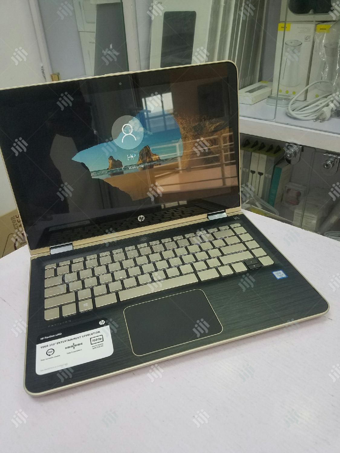 Laptop HP Pavilion 13 X360 8GB Intel Core i5 HDD 1T | Laptops & Computers for sale in Ikeja, Lagos State, Nigeria