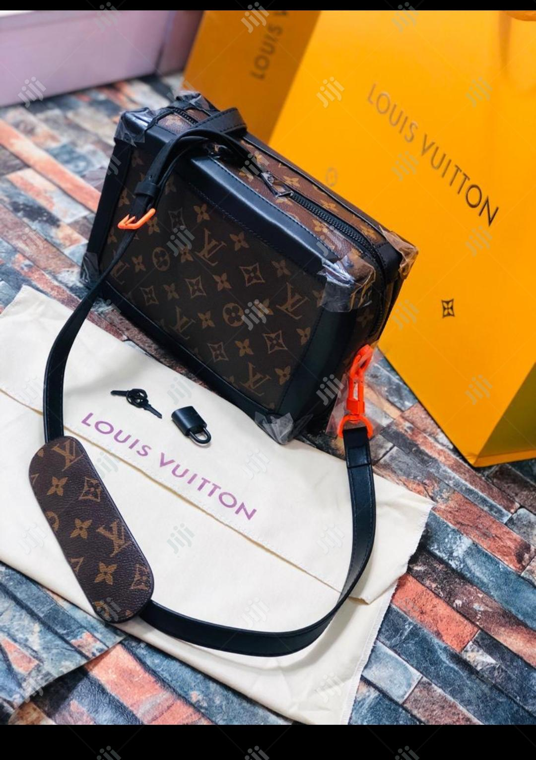 Original Louis Vuitton Box Bag | Bags for sale in Lagos Island (Eko), Lagos State, Nigeria