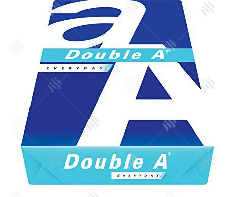 Double A A4 Paper - 1 Ream 500 Pages