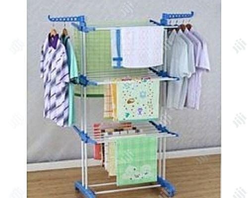 Generic Baby Cloth Hanger and Dryer - 3 Tiers