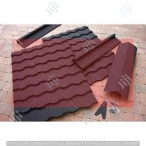 Roman Anti Fade New Zealand Stone Coated Roofing Sheets   Building Materials for sale in Rivers State, Oyigbo