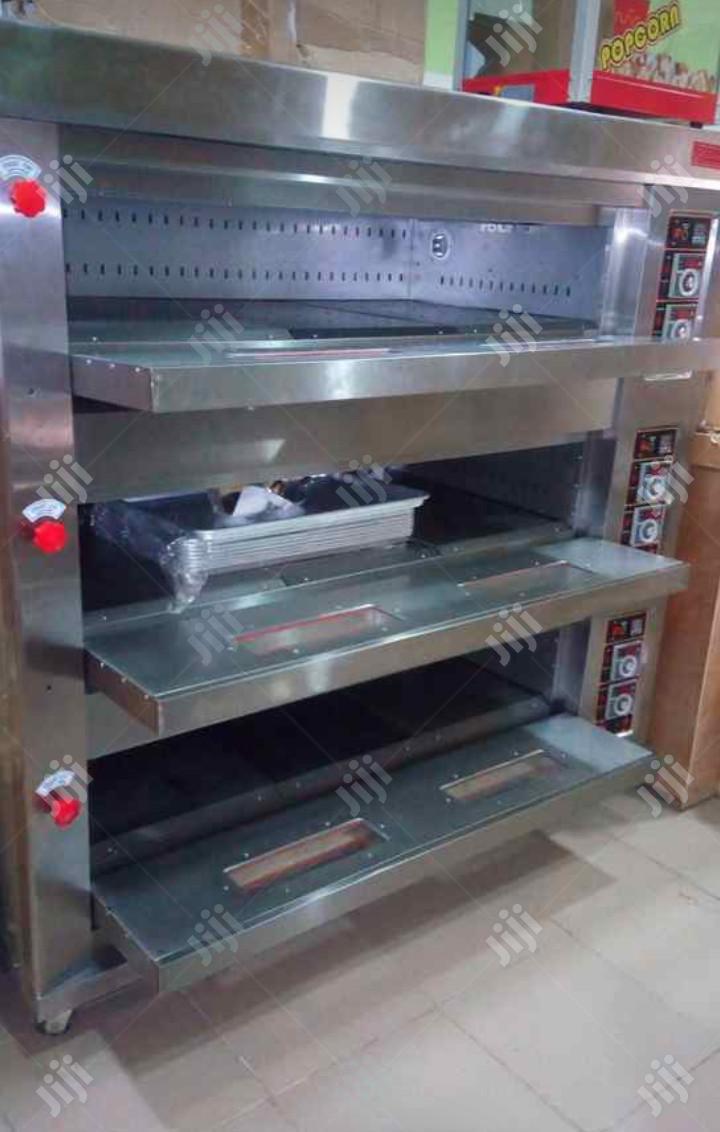 9trays Gas Oven Haif Bag