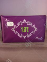Ilife Sanitary Napkin Pad For Ladies Ultra-night Use - 360mm 6pcs | Bath & Body for sale in Abuja (FCT) State, Wuse 2