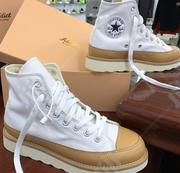 Converse Chuck Taylor Multi Hi Jpn White | Shoes for sale in Lagos State, Ikeja