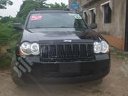 Jeep Grand Cherokee 3.7 Laredo 2x4 2009 Black | Cars for sale in Lagos State, Isolo