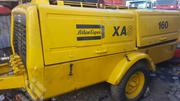 Newly Arrived Tokunbo XAS 160 ATLAS Copco Air Compressor Deutz Engine | Heavy Equipment for sale in Lagos State, Apapa