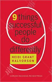 9 Things Successful People Do by Heidi Grant Halvorson | Books & Games for sale in Lagos State, Ikeja