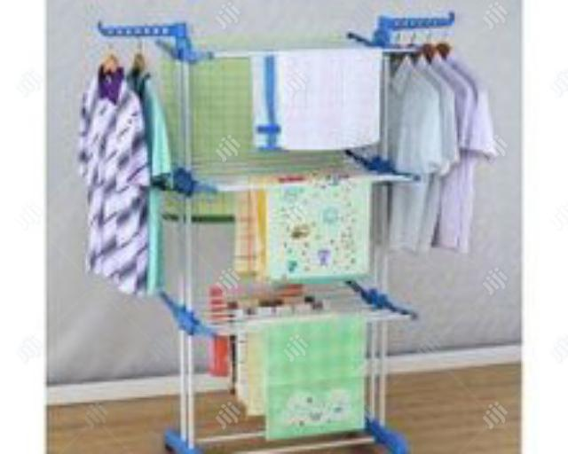 Archive: Baby Cloth Hanger And Dryer - 3 Tiers