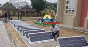 60watts All In One Solar Lights | Solar Energy for sale in Ebonyi State, Abakaliki
