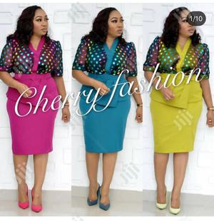 Cherry Fashion Female Skirt Blouse   Clothing for sale in Lagos State, Ikeja