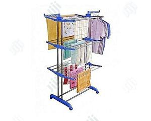 Evergreen Three Layer Baby Cloth Dryer Rack Indoor/Outdoor Hanger   Home Accessories for sale in Lagos State