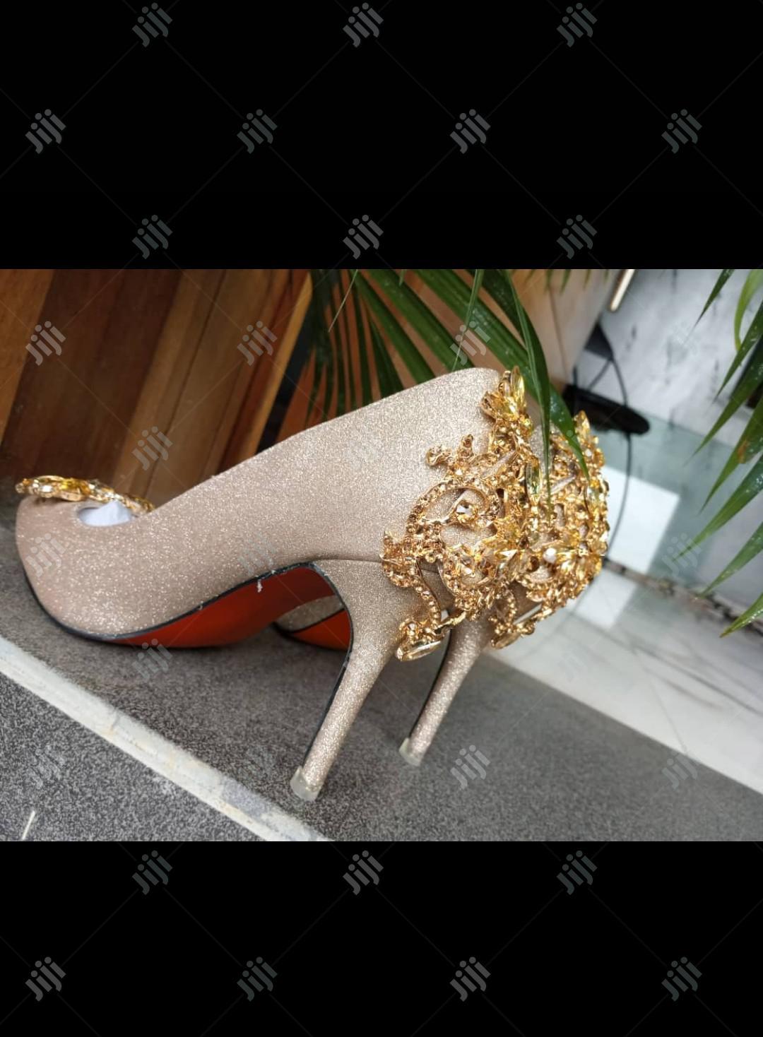 Ladies Honey Beauty Shoes