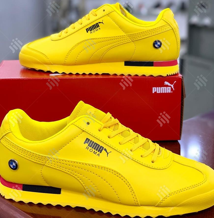 Latest Trending Puma Sneakers in Lagos
