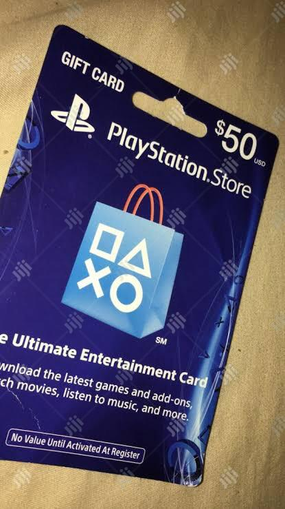 Usa Playstation Gift Card In Garki 1 Video Game Consoles Mr Eniola Joseph Jiji Ng For Sale In Garki 1 Buy Video Game Consoles From Mr Eniola Joseph On Jiji Ng