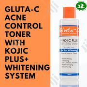 Gluta-C Acne Control Toner With Kojic Plus+ | Skin Care for sale in Lagos State, Surulere