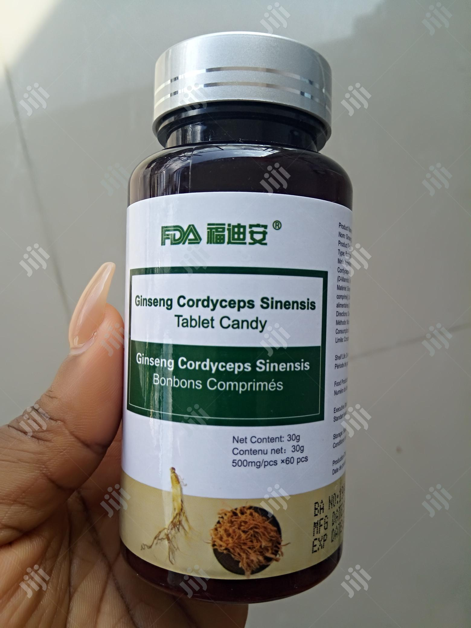 Norland Ginseng Cordyceps 100%Permanent Cure for Impotence, Fertility