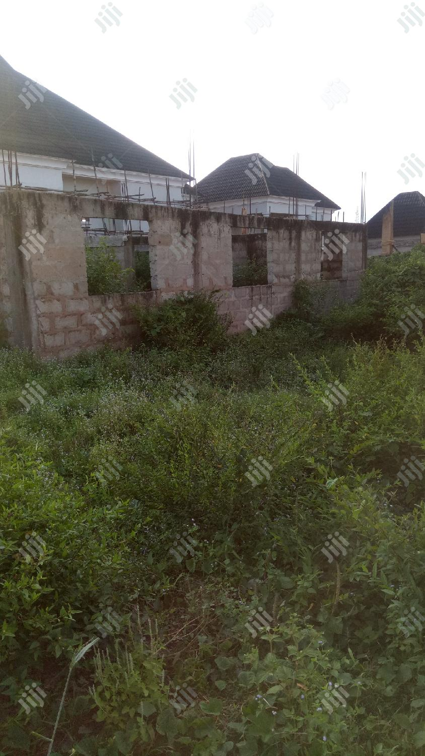 Distress Sale: Proposed 4bedroom Duplex Up to Decking Stage on 100X70 | Houses & Apartments For Sale for sale in Benin City, Edo State, Nigeria