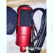 M Audio Studio Microphone   Audio & Music Equipment for sale in Lagos State, Mushin