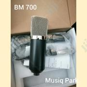 BM 700 Condenser Microphone   Audio & Music Equipment for sale in Lagos State, Mushin