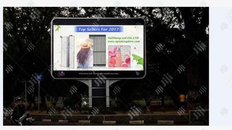 Ph10 960×960mm Outdoor 1/2 Scan LED Display By Hip