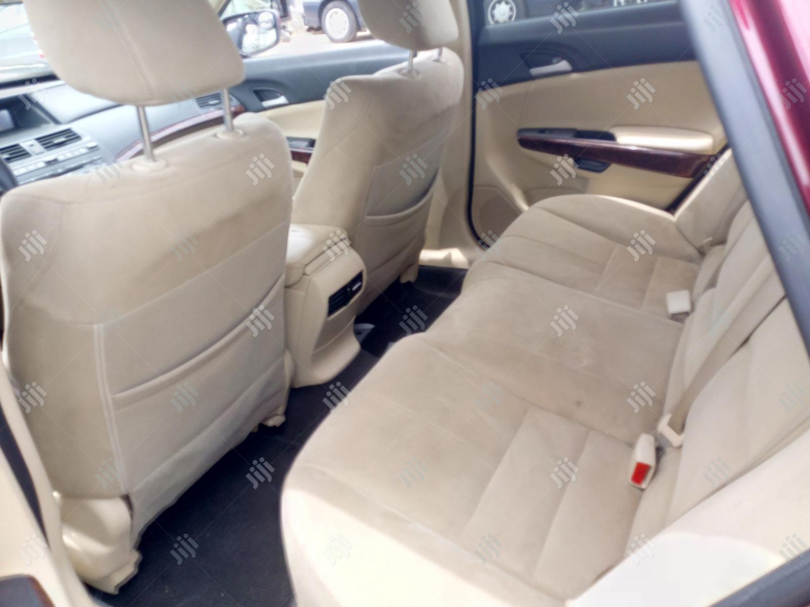 Honda Accord CrossTour 2010 Pink | Cars for sale in Lagos State, Nigeria