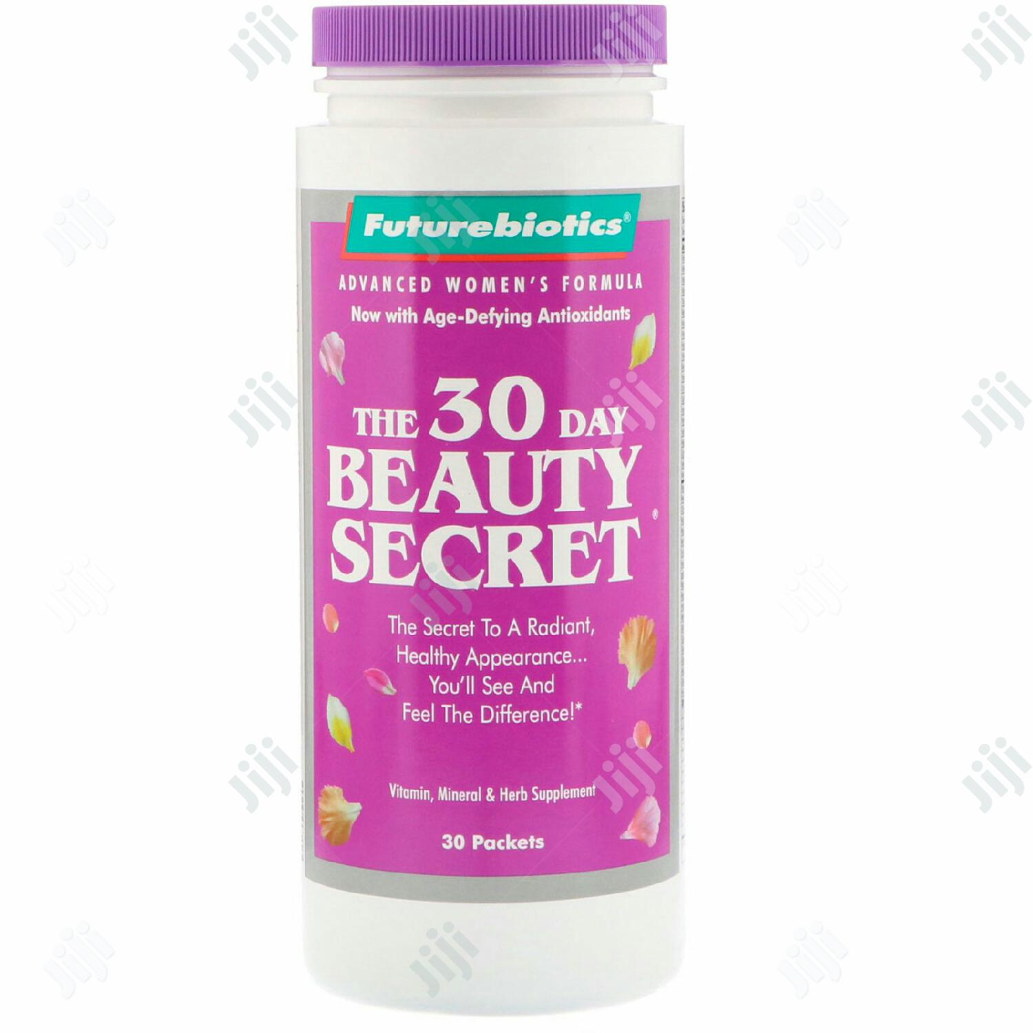 30 Days Beauty Secret an Advance Female Formula