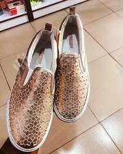 Fashionable Unique Stylish Children Kids Gymboree Bronze Plimsoll | Children's Shoes for sale in Lagos State, Ifako-Ijaiye