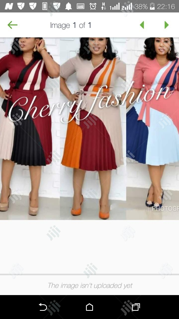 Cherry Fashion Female Gown   Clothing for sale in Ikeja, Lagos State, Nigeria
