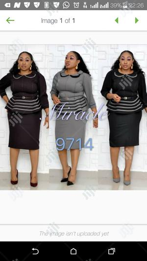 Miracle Formal Skirt Blouse | Clothing for sale in Lagos State, Ikeja