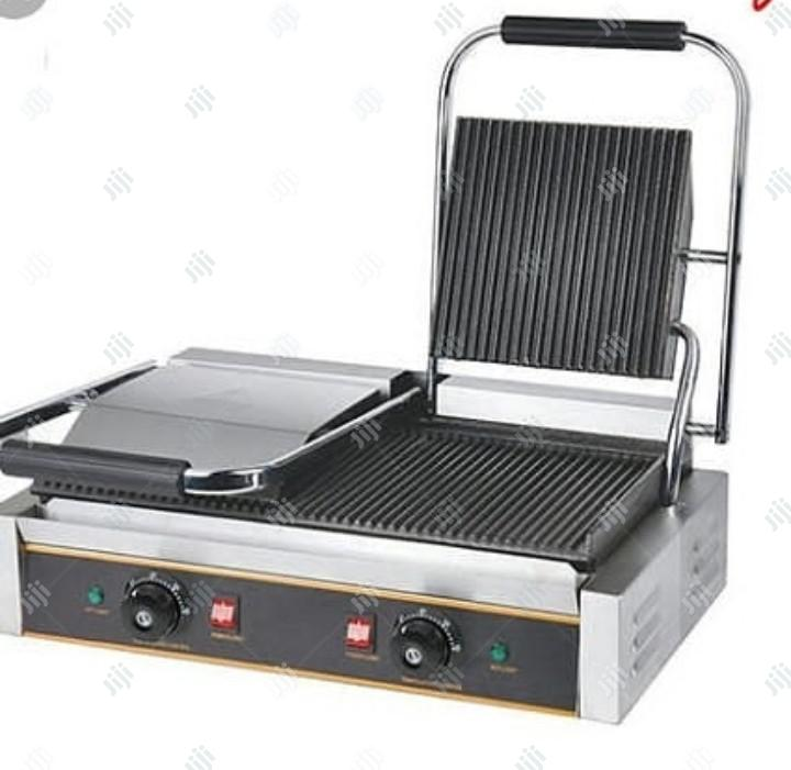 Archive: Panini Grill Double