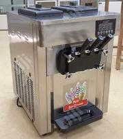 Ice Cream Machine 3 Nozzles Table Top | Restaurant & Catering Equipment for sale in Lagos State, Ojo