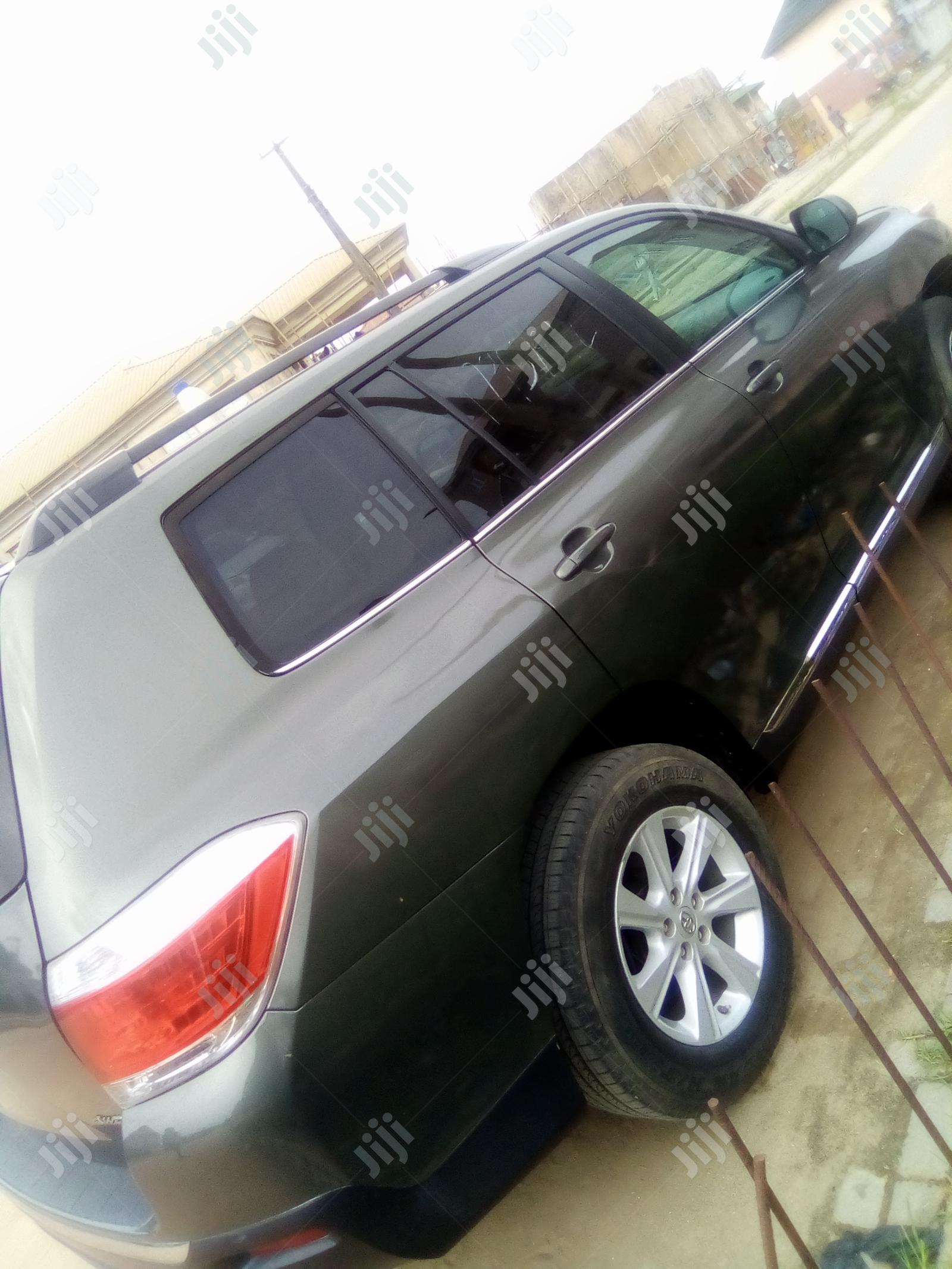 Toyota Highlander 2003 Green | Cars for sale in Amuwo-Odofin, Lagos State, Nigeria