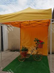 6/6 Yellow Gazebo For Events And Residential Use | Garden for sale in Nasarawa State, Keana