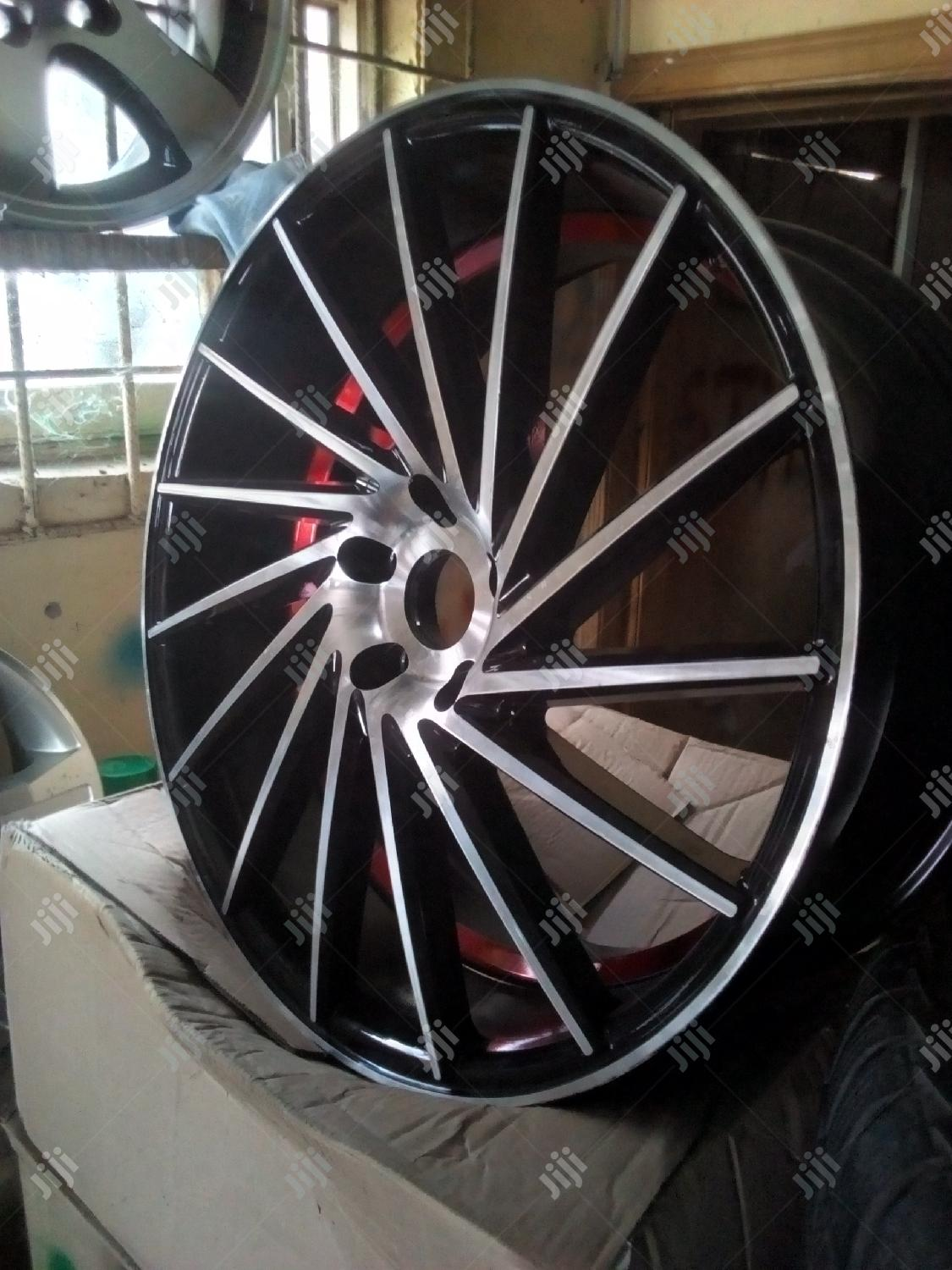 Latest Alloy Wheel For Toyota N Honda Rim 18   Vehicle Parts & Accessories for sale in Ikeja, Lagos State, Nigeria