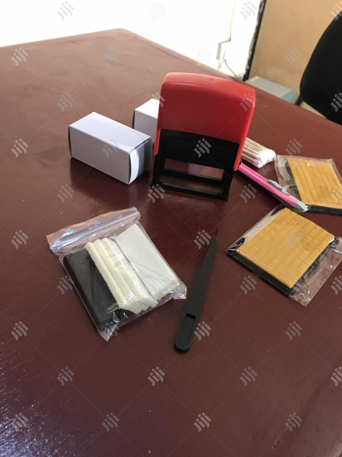 Hand Stamp Coding | Stationery for sale in Ojo, Lagos State, Nigeria