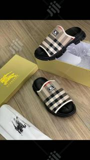 Burberry Pam Slippers Available as Seen Order Yours Now   Shoes for sale in Lagos State, Lagos Island