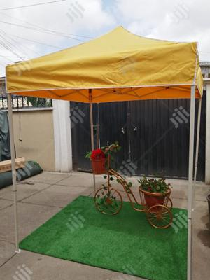 Red Gazebo Canopy For Sale | Garden for sale in Imo State, Ideato North