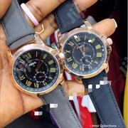 Classic Fossil Wristwatch With Genuine Leather | Watches for sale in Lagos State, Lagos Island