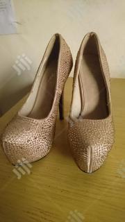 Sequin Platform Pumps High Heels | Shoes for sale in Lagos State, Ikeja