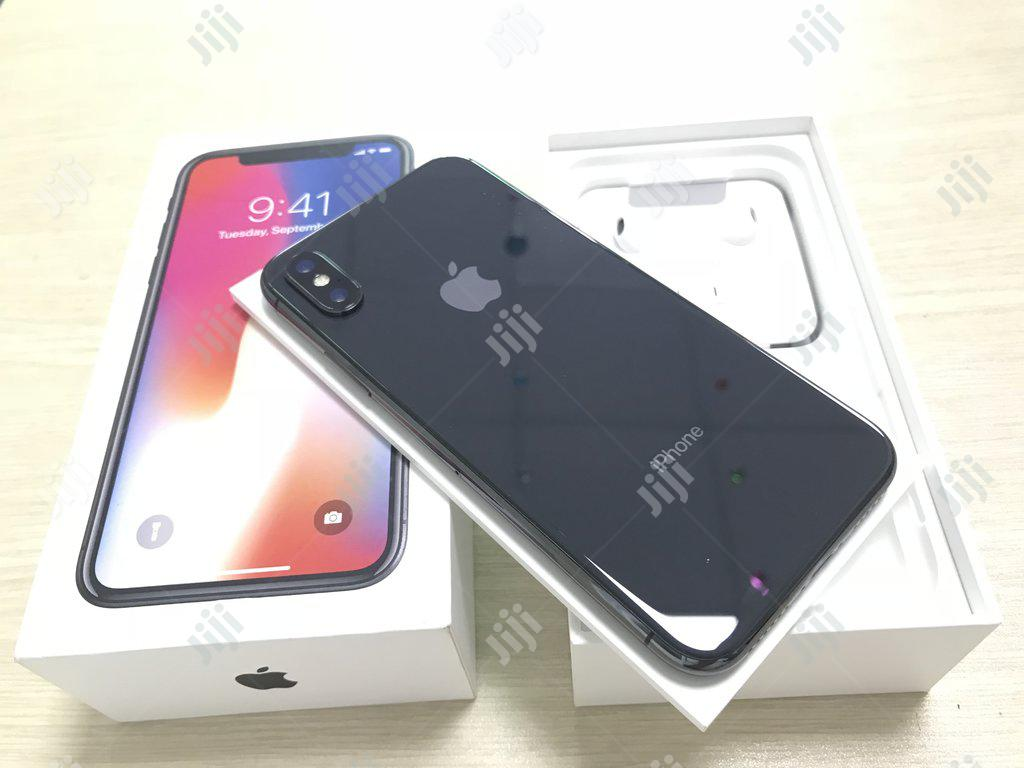 New Apple iPhone X 64 GB Silver | Mobile Phones for sale in Ikeja, Lagos State, Nigeria