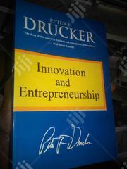 Innovation And Entrepreneurship | Books & Games for sale in Lagos State, Surulere