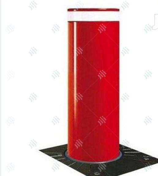 Reflective Blocker Inground Bollards 160kg PC BY