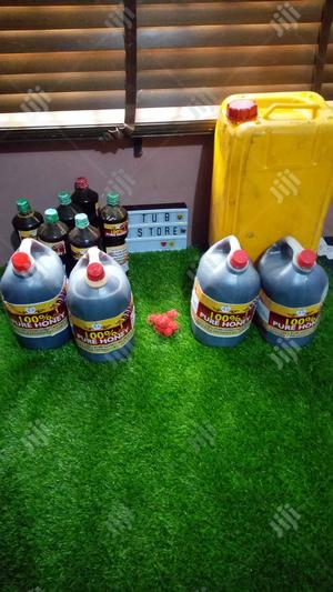 5 Litres Undiluted Orginal Wild Honey Straight From Bee Farm | Meals & Drinks for sale in Oyo State, Ibadan