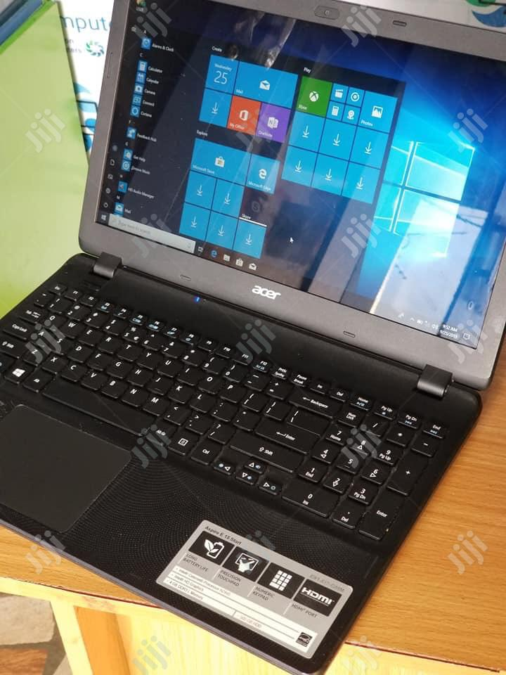 Laptop Acer Aspire E5 4GB Intel Pentium HDD 500GB | Laptops & Computers for sale in Mushin, Lagos State, Nigeria