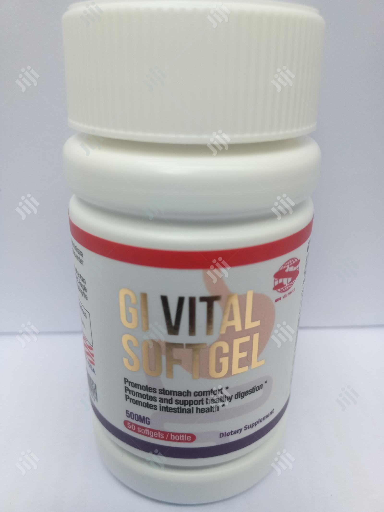 Gastrointestinal Vital Capsule for All Kinds of Body Health