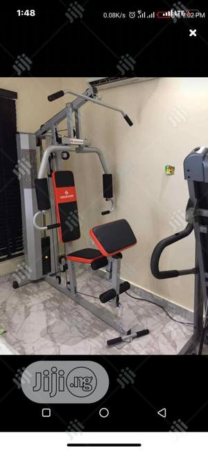 Multi One Station Gym   Sports Equipment for sale in Lagos State, Agboyi/Ketu