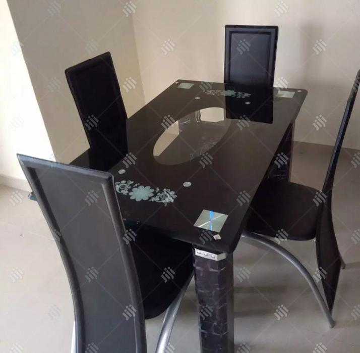 Imported 4-Seater Dining Table